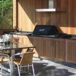 all year round barbecue area